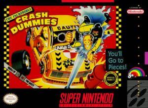 Echanger le jeu crash dummies sur SUPER NES