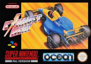 Echanger le jeu exhaust heat sur SUPER NES