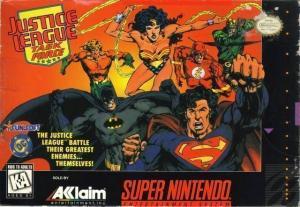 Echanger le jeu Justice League Heroes  sur SUPER NES