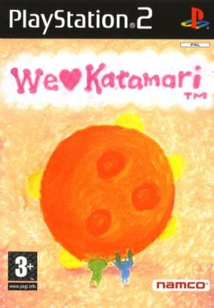 Echanger le jeu We love Katamari sur PS2