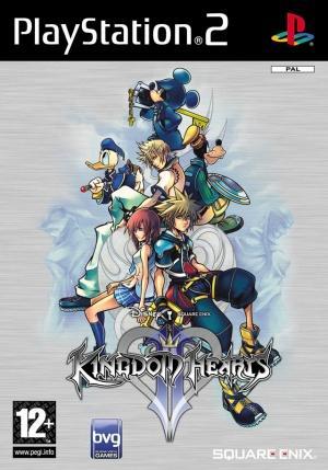Echanger le jeu Kingdom Hearts 2 sur PS2