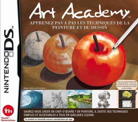Echanger le jeu Art Academy sur Ds