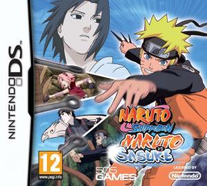 Echanger le jeu Naruto Shippuden, Naruto Vs Sasuke sur Ds
