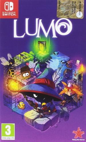 Echanger le jeu Lumo sur Switch
