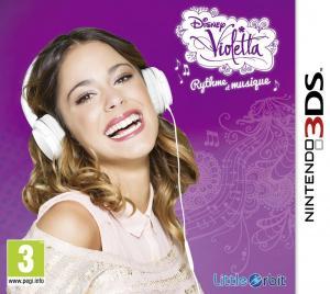 Echanger le jeu Violetta : rythme et musique sur 3DS