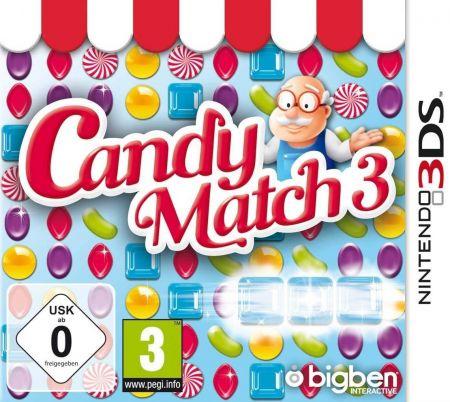Echanger le jeu Candy match 3 sur 3DS