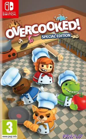 Echanger le jeu Overcooked! Special Edition sur Switch