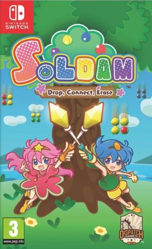 Soldam: Drop/Connect/Erase