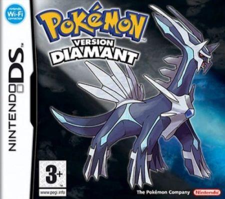 Echanger le jeu Pokemon Version Diamant sur Ds