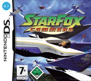 Echanger le jeu Starfox command sur Ds