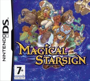 Echanger le jeu Magical starsign sur Ds