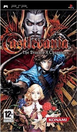Echanger le jeu Castlevania : The Dracula X Chronicles sur PSP