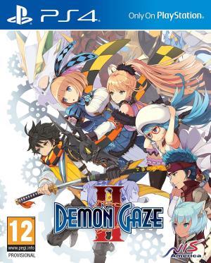 Echanger le jeu Demon Gaze II sur PS4