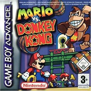 Echanger le jeu Mario vs Donkey Kong sur GBA