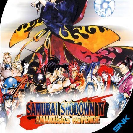 Echanger le jeu Samurai Shodown 4: Amakusa's Revenge  sur NEO GEO CD