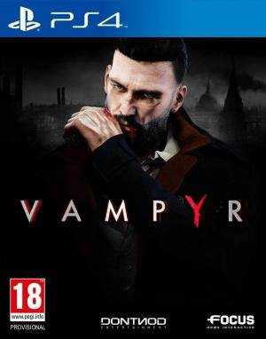 Echanger le jeu Vampyr sur PS4