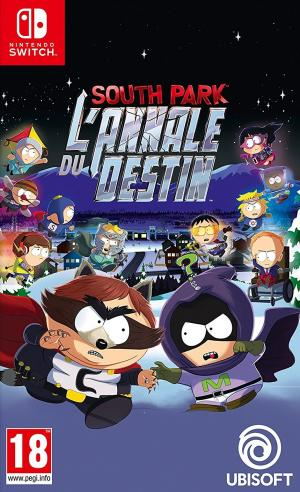 Echanger le jeu South Park: L'Annale du Destin sur Switch