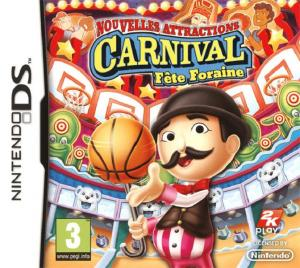 Carnival Fete Foraine, Nouvelles Attractions