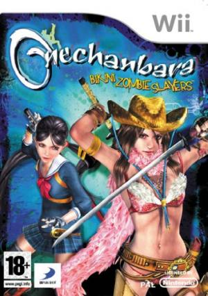 Echanger le jeu Onechanbara : bikini zombie slayers sur Wii
