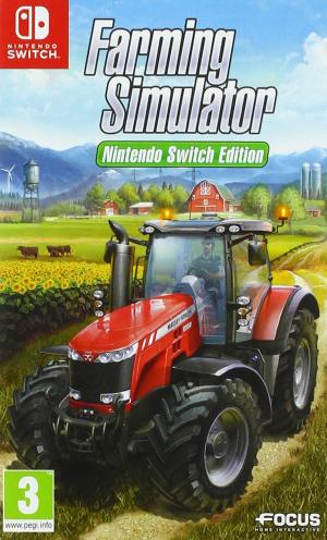 Echanger le jeu Farming Simulator  sur Switch