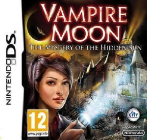 Echanger le jeu Vampire Moon, Le Mystère du Soleil Noir sur Ds