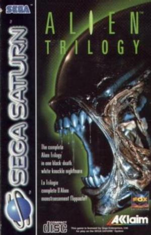 Echanger le jeu Alien Trilogy  sur SATURN