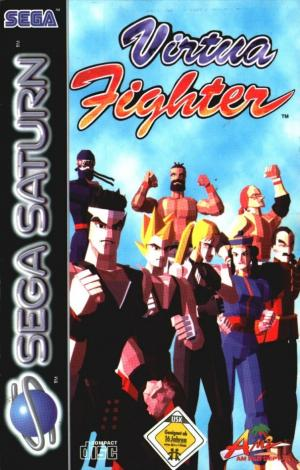 Echanger le jeu Virtua Fighter sur SATURN