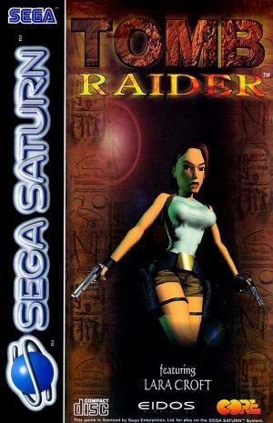 Echanger le jeu Tomb Raider sur SATURN