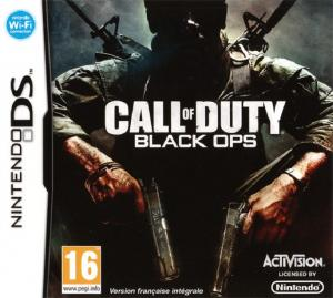 Echanger le jeu Call of Duty Black Ops sur Ds