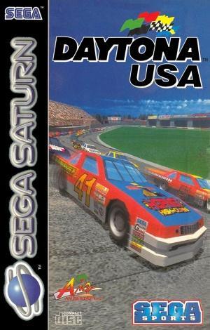 Echanger le jeu Daytona USA sur SATURN