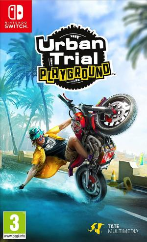 Echanger le jeu Urban Trial Playground sur Switch