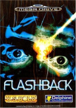 Echanger le jeu Flashback sur MEGADRIVE