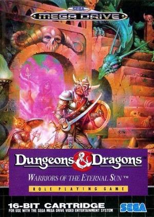 Echanger le jeu Dungeon & Dragons  sur MEGADRIVE