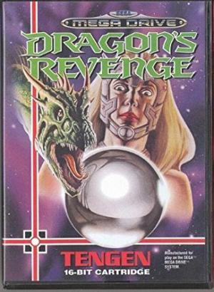 Echanger le jeu Dragons Revenge sur MEGADRIVE