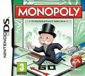 Echanger le jeu Monopoly sur Ds