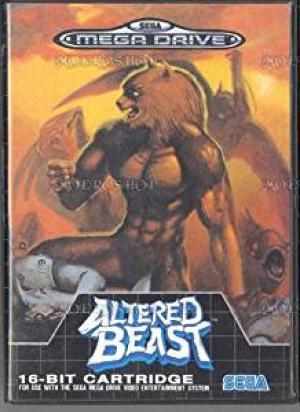 Echanger le jeu Altered Beast sur MEGADRIVE