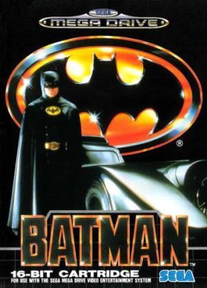 Echanger le jeu BATMAN sur MEGADRIVE