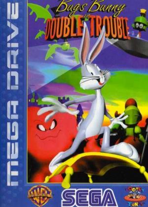 Echanger le jeu Bugs Bunny In Double Trouble  sur MEGADRIVE