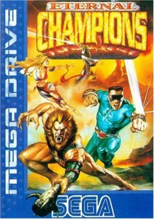 Echanger le jeu Eternal Champions sur MEGADRIVE