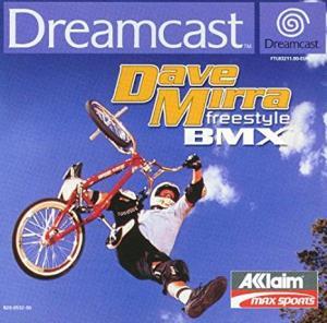 Echanger le jeu Dave mirra Freestyle BMX  sur DREAMCAST