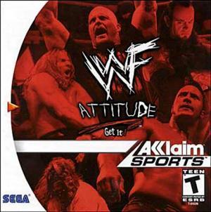 Echanger le jeu Wf Attitude Get It sur DREAMCAST