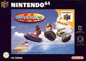 Echanger le jeu Waverace 64  sur N64