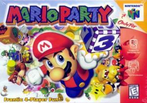 Echanger le jeu Mario Party sur N64