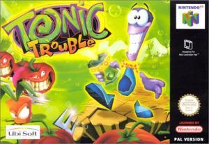 Echanger le jeu Tonic Trouble sur N64