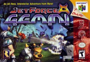 Echanger le jeu Jet Force Gemini sur N64