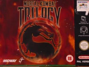 Echanger le jeu mortal kombat trilogy sur N64