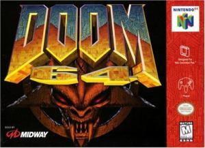 Echanger le jeu Doom sur N64