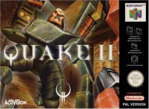 Echanger le jeu Quake 2 sur N64