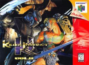 Echanger le jeu Killer Instinct Gold sur N64