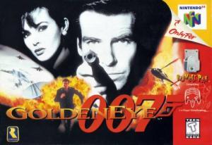 Echanger le jeu 007 Goldeneye sur N64